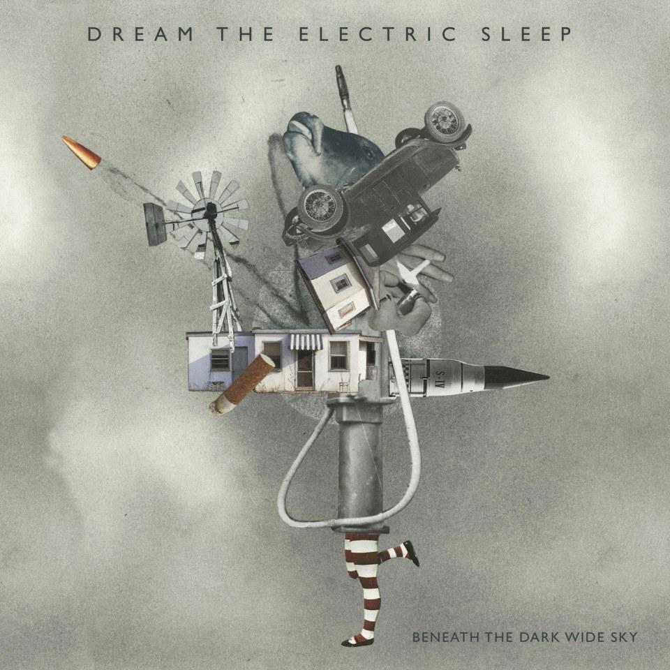 Dream The Electronic Sleep - Beneath The Dark Wide Sky