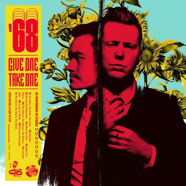 "'68 - ""Give One Take One"""