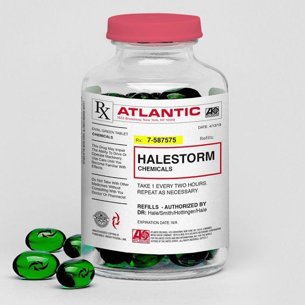 Halestorm - Chemicals