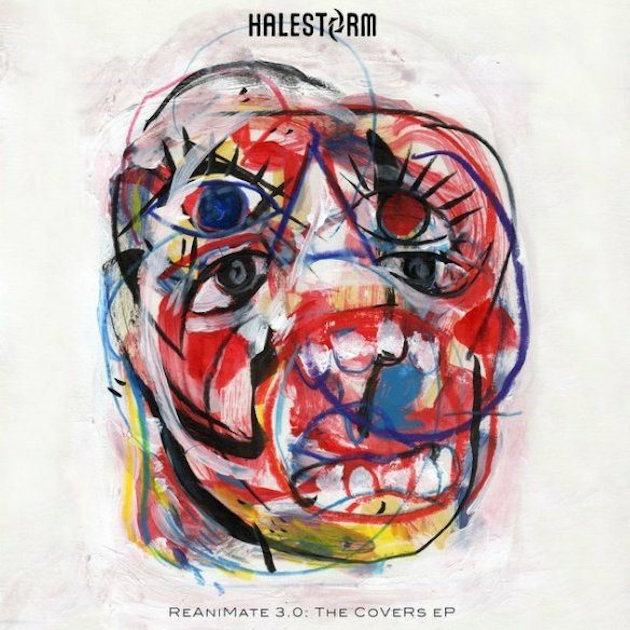 Halestorm - ReAniMate 3.0 Covers EP